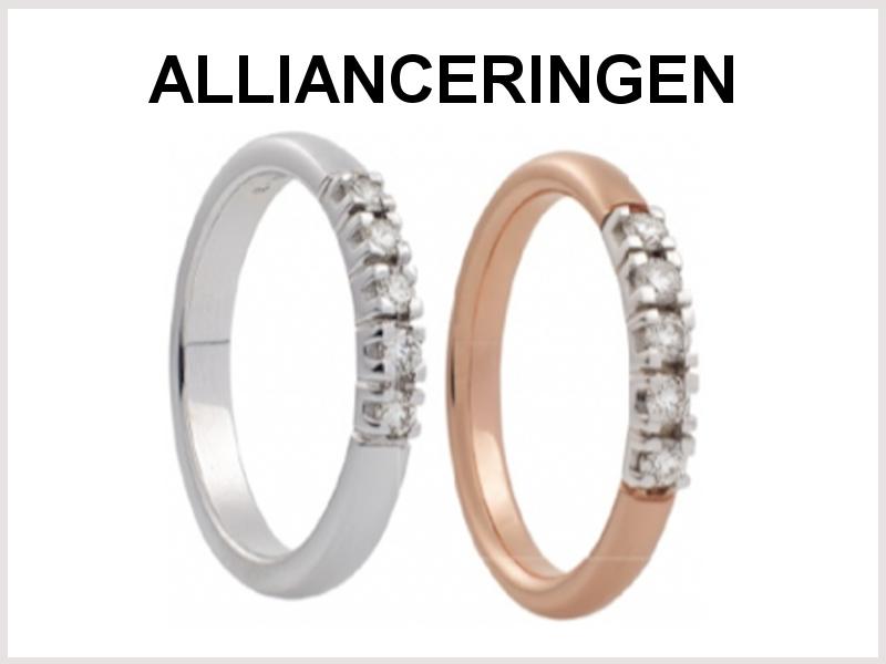 Allianceringen koop je bij Verlovingsring Kopen .nl