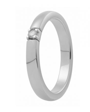 Zoekt u een witgouden verlovingsring met groeibriljant van 0.015? Verlovingsringkopen.nl is de verlovingsringen specialist!