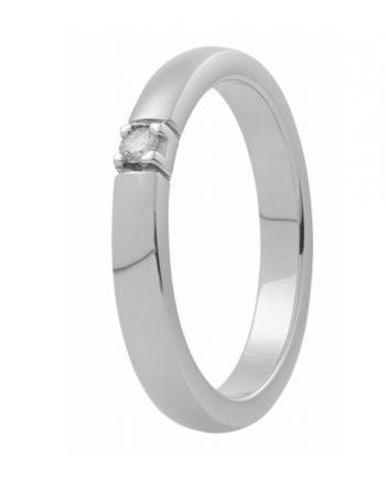 Zoekt u een witgouden verlovingsring met groeibriljant van 0.09 ct.? Verlovingsringkopen.nl is de verlovingsringen specialist!