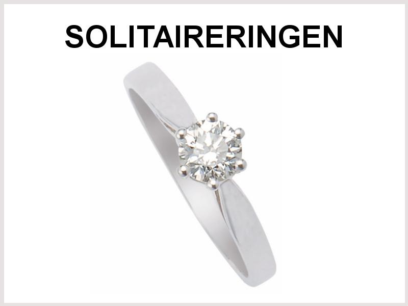 Solitaireringen koop je bij Verlovingsring Kopen .nl