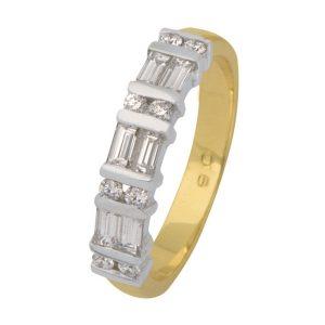 Zoekt u een alliance verlovingsring met bicolor goud? Kijk op verlovingsringkopen.nl
